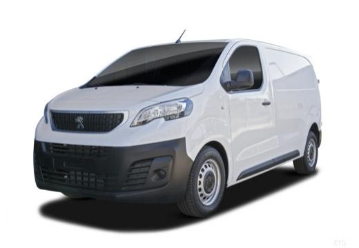 Photo de l'avant gauche d'une Peugeot Expert Standard (Fourgon Tolé) 1.5 BlueHDi 100 BVM6 PRO (Fourgon)